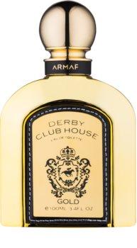 Armaf Derby Club House Gold Men toaletna voda za moške 100 ml