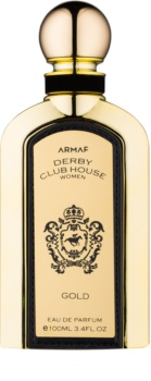 Armaf Derby Club House Gold Eau de Toilette voor Vrouwen  100 ml