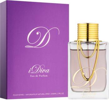 Armaf iDiva eau de parfum per donna 84 ml