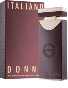 Armaf Italiano Donna Eau de Parfum para mulheres 100 ml
