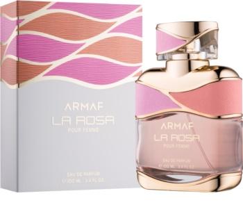 Armaf La Rosa Eau de Parfum voor Vrouwen  100 ml