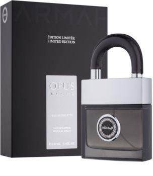 Armaf Opus Men eau de toilette per uomo 100 ml