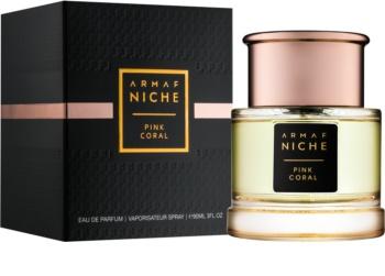 Armaf Pink Coral Eau de Parfum para mulheres 90 ml