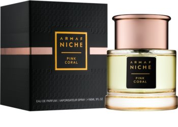 Armaf Pink Coral Eau de Parfum voor Vrouwen  90 ml