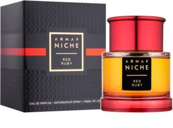 Armaf Red Ruby Parfumovaná voda pre ženy 90 ml