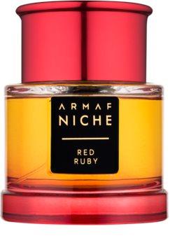 Armaf Red Ruby Eau de Parfum για γυναίκες 90 μλ