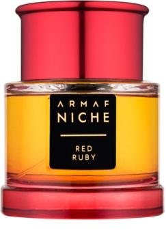 Armaf Red Ruby Eau de Parfum for Women
