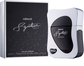Armaf Signature Night Eau de Parfum για άνδρες 100 μλ