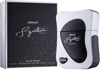 Armaf Signature Night Eau de Parfum for Men 100 ml