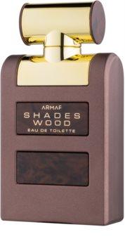 Armaf Shades Wood Eau de Toilette Herren 100 ml
