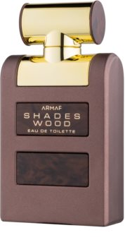 Armaf Shades Wood eau de toilette para hombre 100 ml