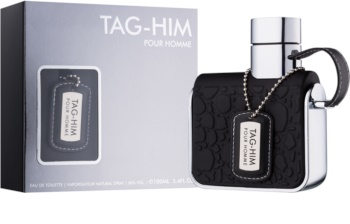 Armaf Tag Him Eau de Toilette for Men 100 ml
