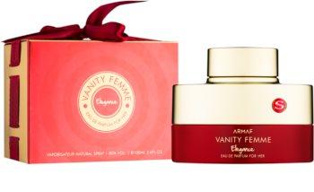 Armaf Vanity Femme Elegance Eau de Parfum para mulheres 100 ml