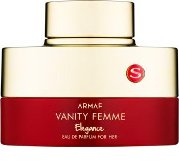 Armaf Vanity Femme Elegance eau de parfum pour femme 100 ml