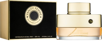 Armaf Vanity Femme Eau de Parfum voor Vrouwen  100 ml