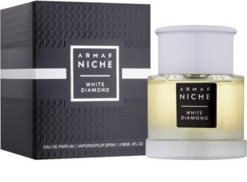 Armaf White Diamond eau de parfum para hombre 90 ml