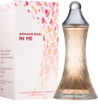 Armand Basi In Me Eau de Parfum voor Vrouwen  80 ml