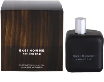 Armand Basi Basi Homme Eau de Toilette for Men 125 ml