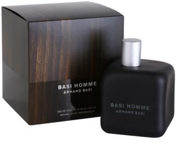 Armand Basi Basi Homme eau de toilette pour homme 125 ml