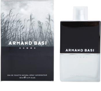 Armand Basi Homme Eau de Toilette für Herren 125 ml