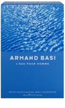 Armand Basi L'Eau Pour Homme Eau de Toilette for Men 125 ml
