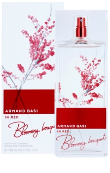 Armand Basi In Red Blooming Bouquet Eau de Toilette for Women 100 ml