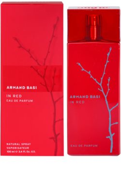 Armand Basi In Red Eau de Parfum Damen 100 ml