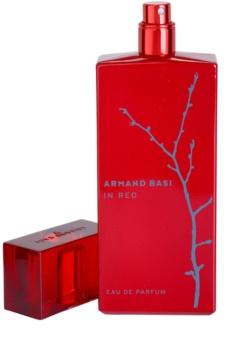 Armand Basi In Red Eau de Parfum para mulheres 100 ml