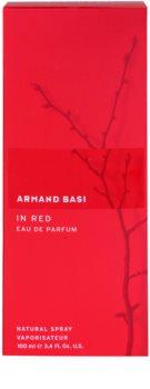 Armand Basi In Red Eau de Parfum for Women 100 ml