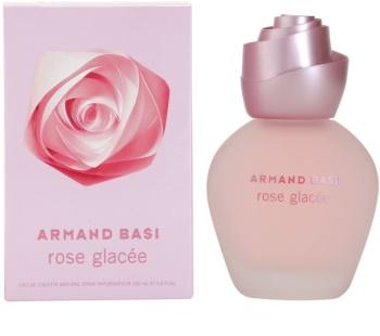 Armand Basi Rose Glacee eau de toilette pour femme 100 ml