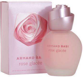 Armand Basi Rose Glacee eau de toilette per donna 100 ml