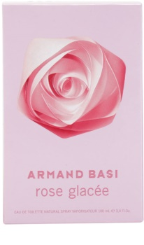 Armand Basi Rose Glacee eau de toilette pentru femei 100 ml