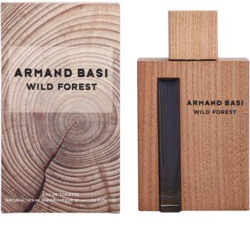 Armand Basi Wild Forest eau de toilette pentru barbati
