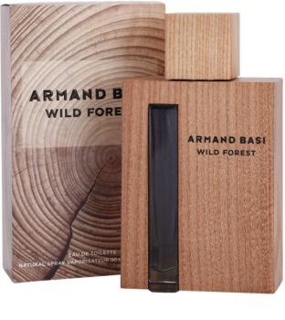 Armand Basi Wild Forest eau de toilette pour homme 90 ml