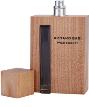 Armand Basi Wild Forest eau de toilette pentru barbati 90 ml