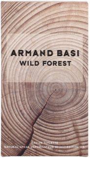 Armand Basi Wild Forest woda toaletowa dla mężczyzn 90 ml