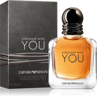 Armani Emporio Stronger With You eau de toilette para hombre 50 ml