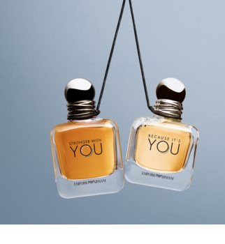 Armani Emporio Because It's You Eau de Parfum für Damen 100 ml
