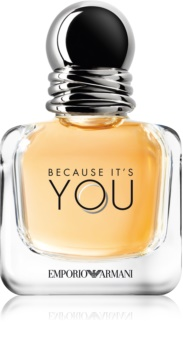 Armani Emporio Because It's You Eau de Parfum voor Vrouwen