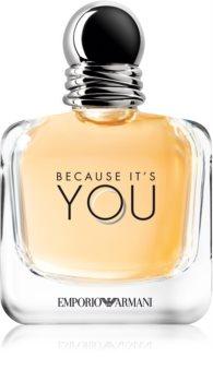 Armani Emporio Because It's You eau de parfum da donna 100 ml