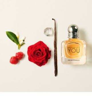 Armani Emporio Because It's You eau de parfum pentru femei 100 ml