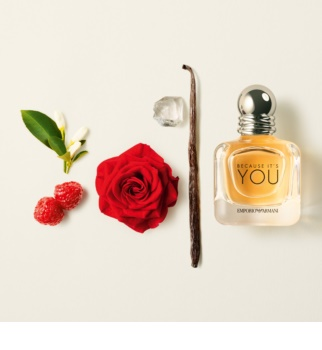 Armani Emporio Because It's You Eau de Parfum voor Vrouwen  100 ml