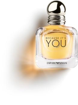 Armani Emporio Because It's You Parfumovaná voda pre ženy 100 ml