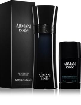 Armani Code výhodné balenie
