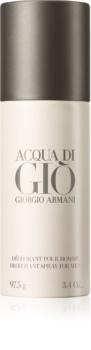 Armani Acqua di Giò Pour Homme deospray pentru barbati