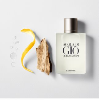 Armani Acqua di Giò Pour Homme туалетна вода для чоловіків 200 мл