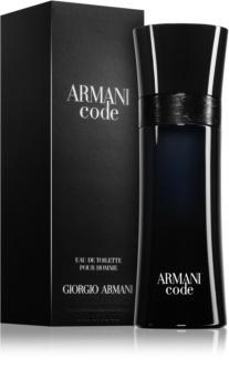 Armani Code eau de toilette para hombre 75 ml