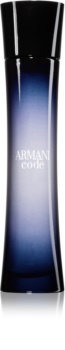 Armani Code eau de parfum para mulheres 50 ml