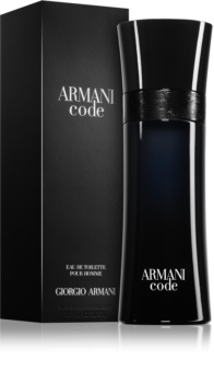 Armani Code Eau de Toilette for Men 125 ml