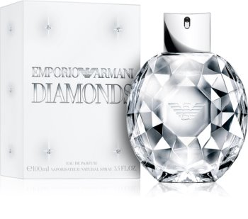 Armani Emporio Diamonds Eau De Parfum For Women 100 Ml Notinofi